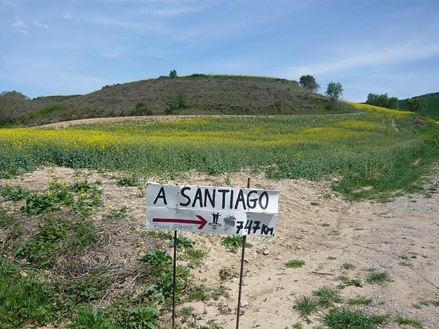 """Témoignage : """"Pèlerinage sur le Camino du 25 avril au 5 mai 2010"""""""