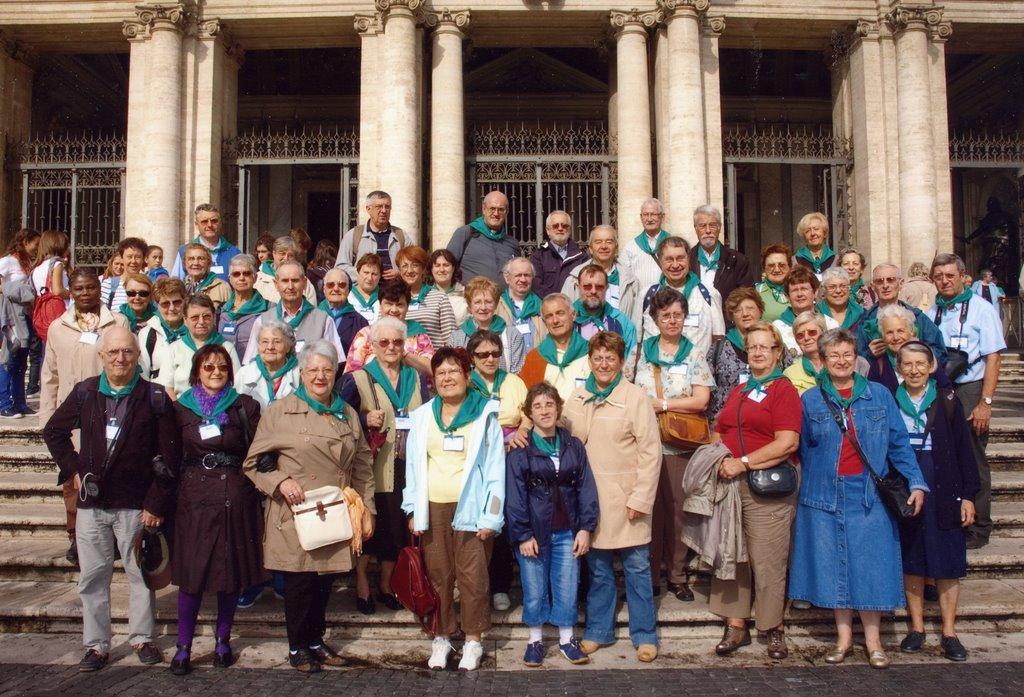 Pèlerinage à Rome – 2009