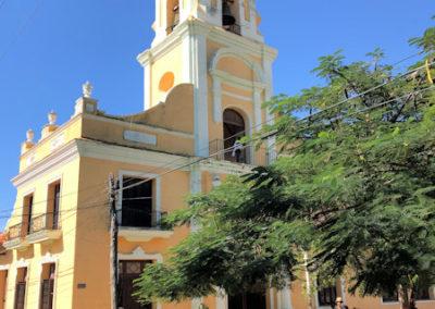 Trinidad Eglise de St Françpois d'Assise