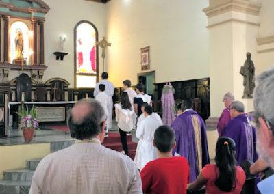 La messe à Camaguëy