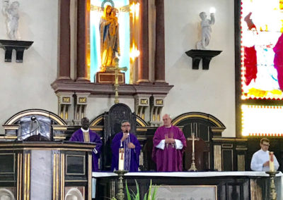 Messe à Camaguëy