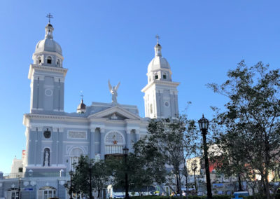 Santiago cathédrale de l'Assomption