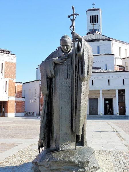 «Un chemin de miséricorde avec St Jean Paul II» – Cracovie
