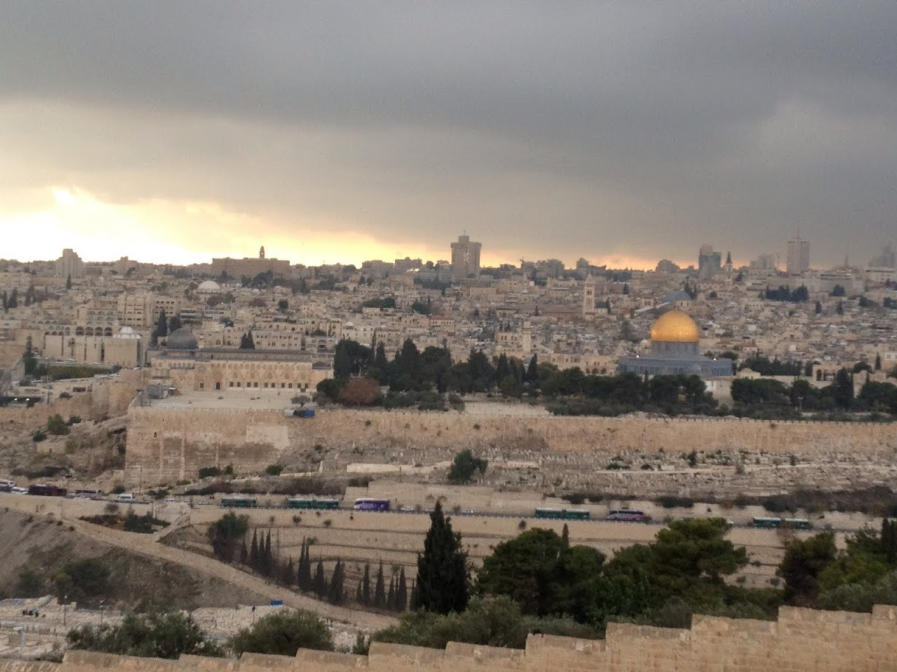 Pèlerinage en Terre Sainte – 2011