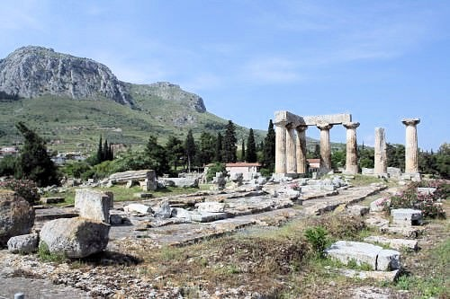 «Sur les pas de St Paul en Grèce»