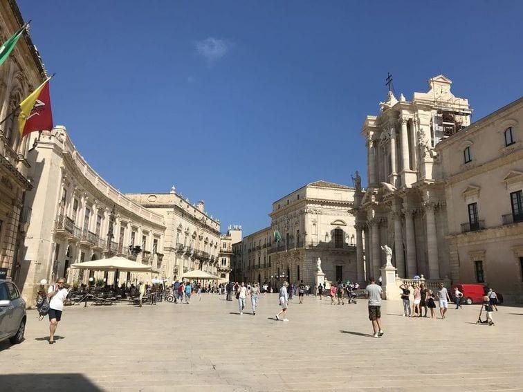 «Sur les pas de Saint Paul, à Malte et en Sicile» du 9 au 16 octobre 2019.